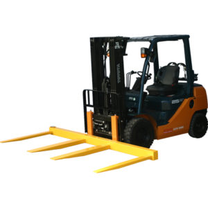 forklift spreaders