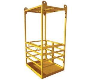 crane man cages